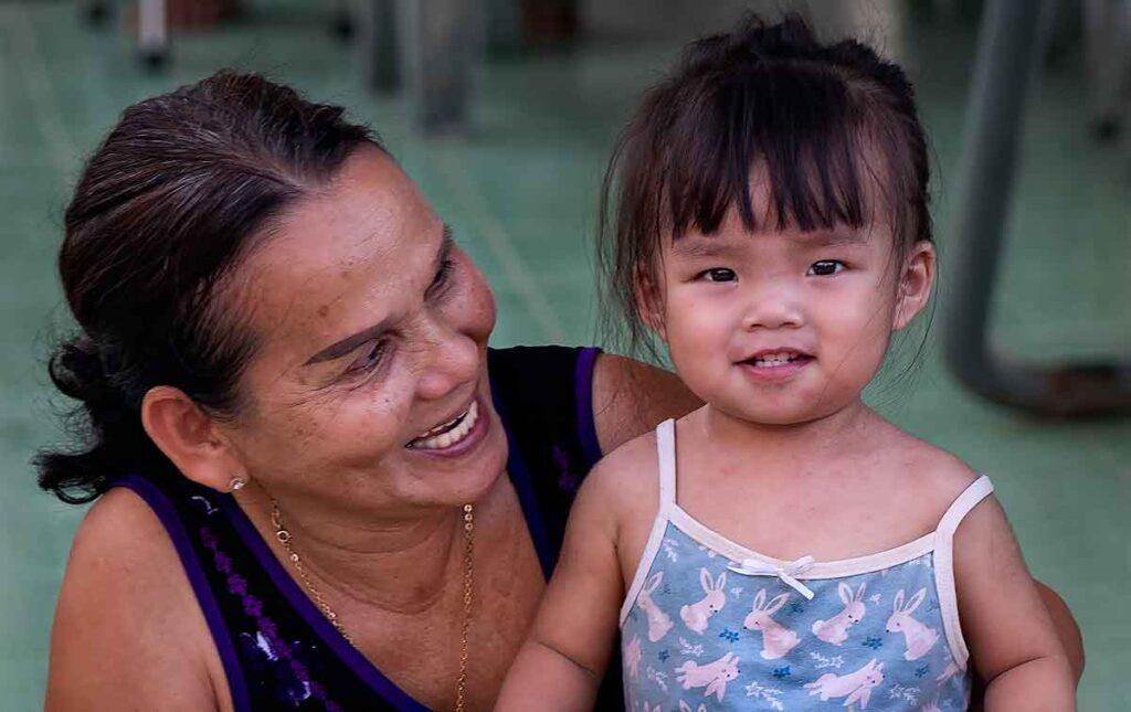Vietnam  Mekong-River-village_4655-1200
