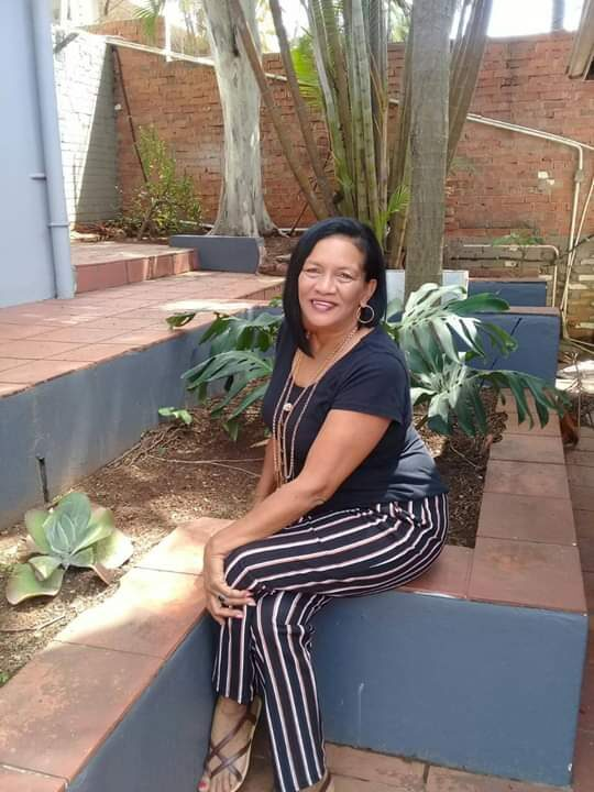Meet Cookie Edwards the Director of the KZN Network on Violence Against Women