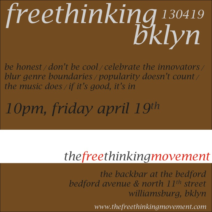 freethinking bklyn 130419
