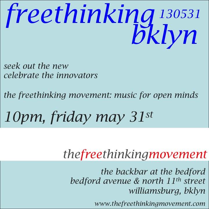 freethinking bklyn 130531