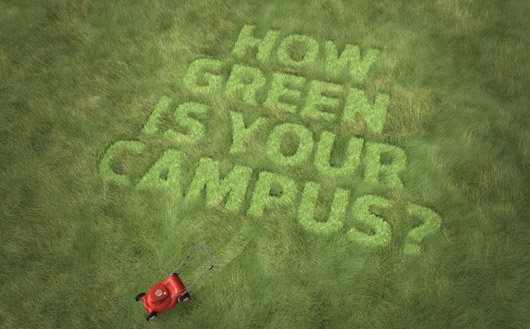 How Green is Your Campus