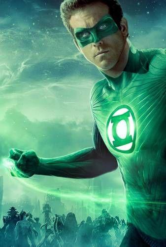 Green Lantern Poster