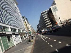 Down Bike Lane