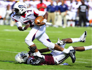 Howard's sixth consecutive win over Morehouse extends the overall series record to 23-10-2.