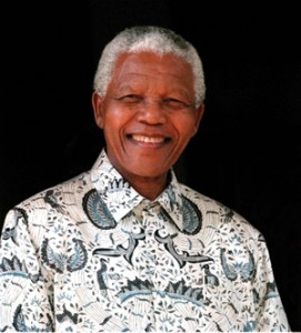 """""""As we let our own light shine, we unconsciously give other people permission to do the same,"""" Mandela once stated."""