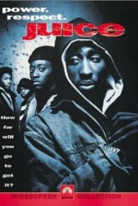 """Tupac Shakur and Omar Epps co-starred in """"Juice."""""""