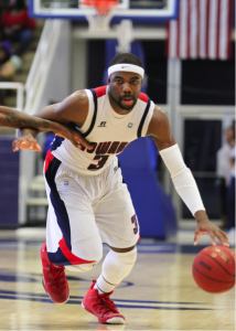 Prince Okoroh garners praise on and off the court for his leadership, character and ability.