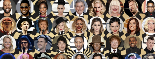 Will tonight's 57th Grammy Awards be a true celebration of musical achievement? Or, will viewers let out one long groan? Check back for the answer from Briahnna Brown, a music editor and writer for 101Magazine.net.