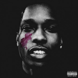 """Asap Rocky's alternative album cover for """"A.L.L.A."""" pays homage to the late producer A$AP Yams by depicting A$AP Rocky's face the same discoloration A$AP Yams had on his right cheek."""