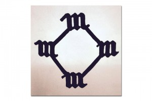 Yeezy's rumored album cover depicts a 13th Century monastic symbol for the Virgin Mary.