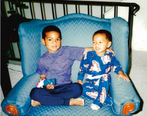 Chance The Rapper and Taylor Bennett