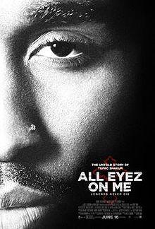 All Eyez on me poster-2