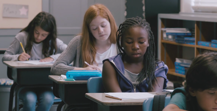 """""""Amelia's Closet"""" is a coming of age short film about an 11-year-old girl who is bullied at school. It is part of HBO's short film competition."""