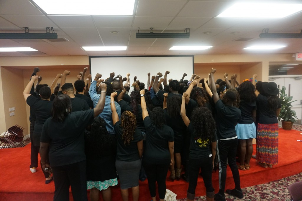 """The multigenerational UndocuBlack Network advocates for currently and formerly undocumented black people and helps to """"lift their voices."""""""