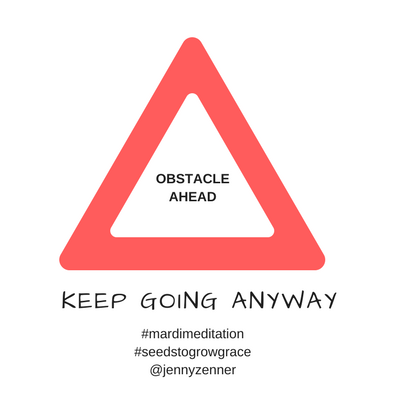 Keep Going Anyway