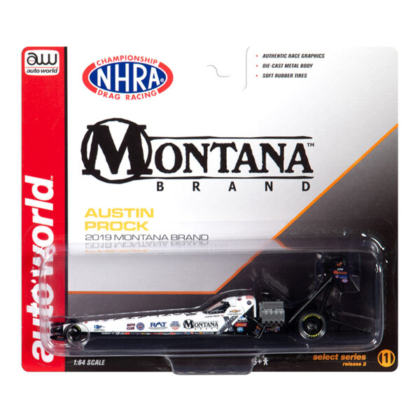 2019 Austin Prock Montana Brand 1/64 Scale Diecast in packaging