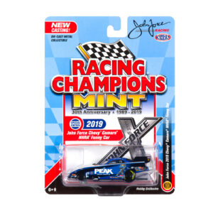 2019 John Force Peak 1/64 Scale Diecast in Packaging