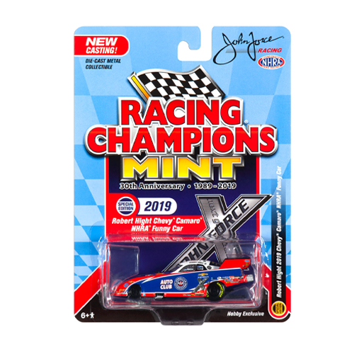 2019 Robert Hight 1/64 Scale Auto Club Diecast in Packaging