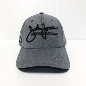 2020 John Force Racing Grey Flex Fit Hat