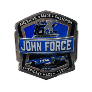 2017 John Force American Made Pin