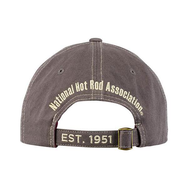 NHRA Vintage Hat back