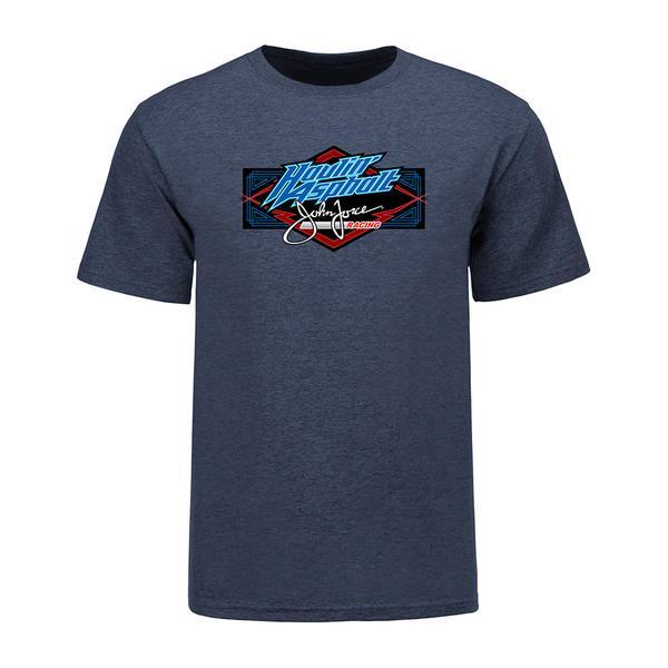 2021 John Force Haulin' Front t-shirt