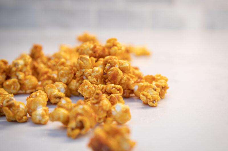 Tawny Popcorn