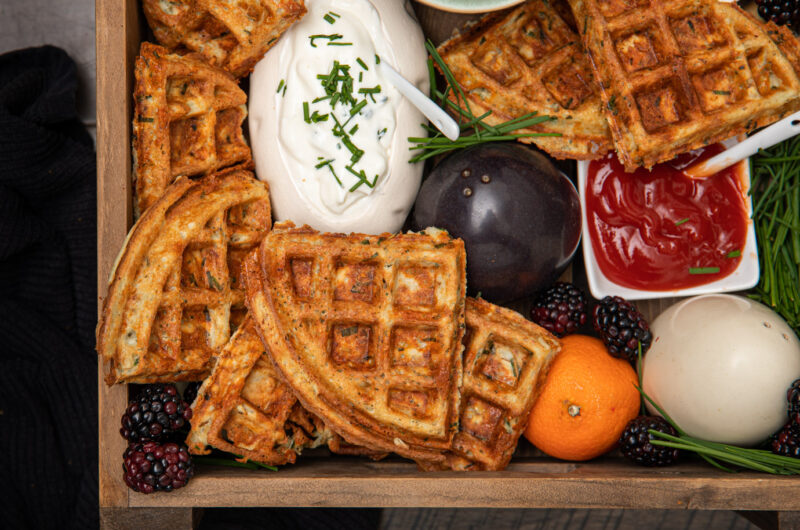 Hashbrown Waffles
