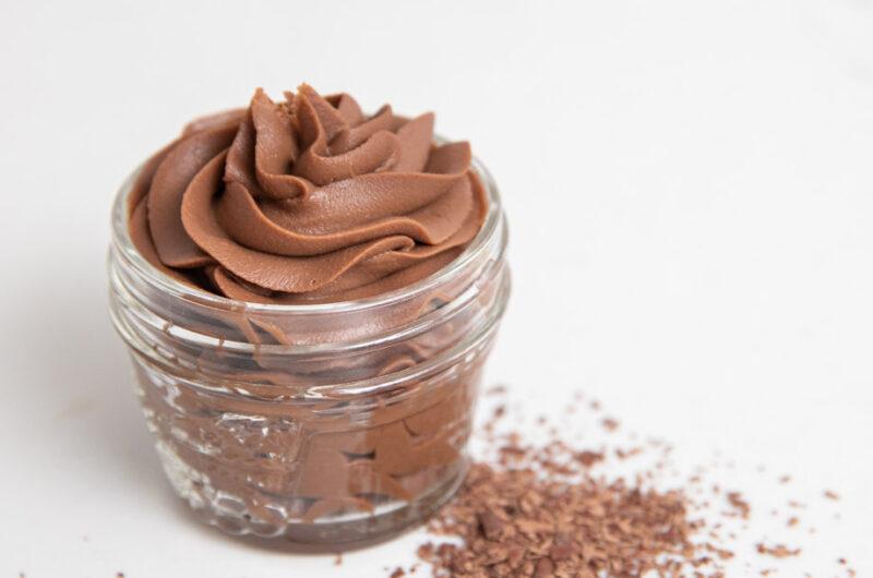 Chocolate Cream Patissiere