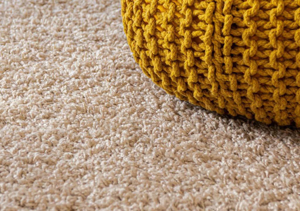 alfombra de rizo residencial