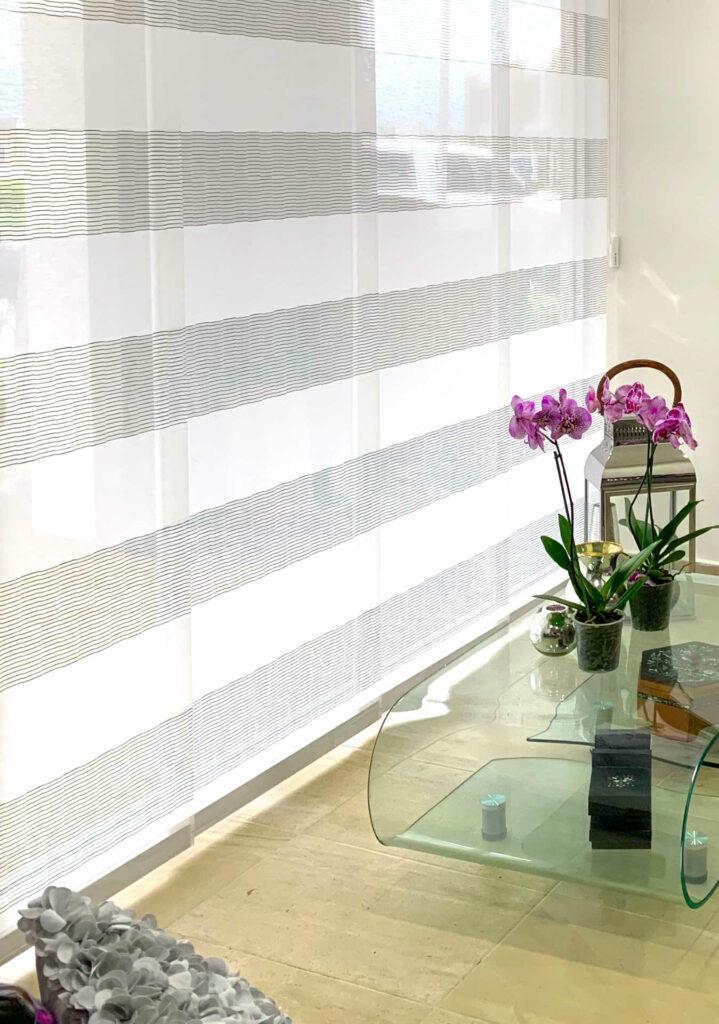 panel japones, persianas modernas hechas a la medida
