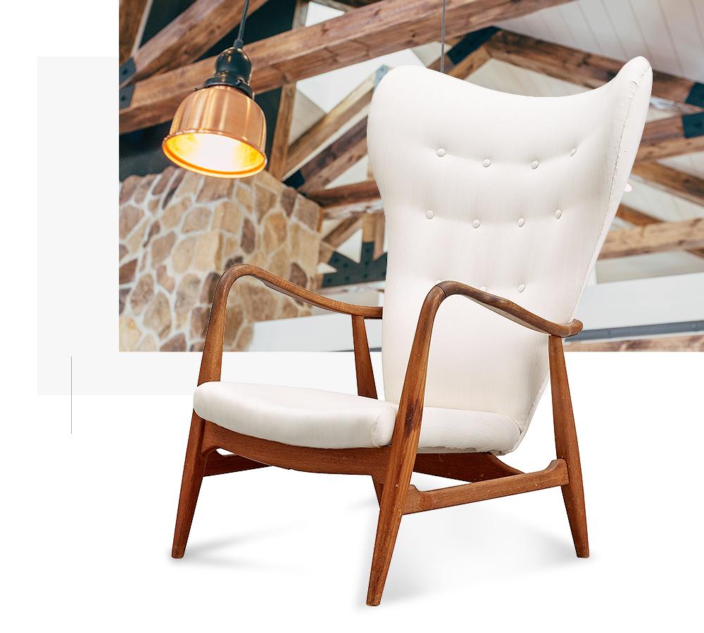 Muebles para la decoración de interiores