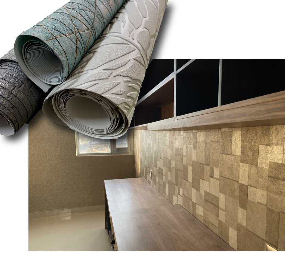 donde comprar Papel tapiz para la decoración de muros y paredes?