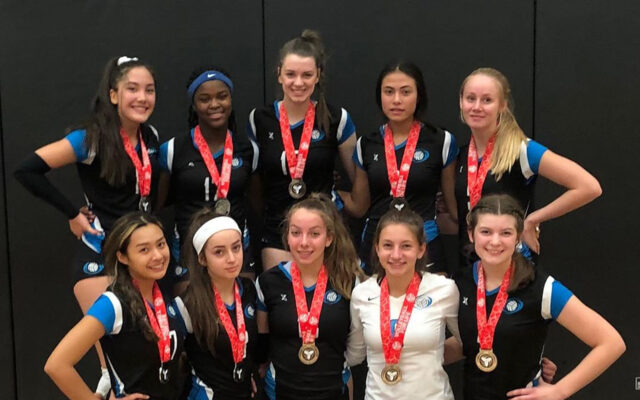Category 6 Takes Silver in 17U Select!