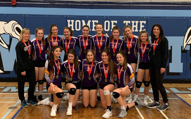 Niki Wins HWDSB Championship and Gold at SOSSA
