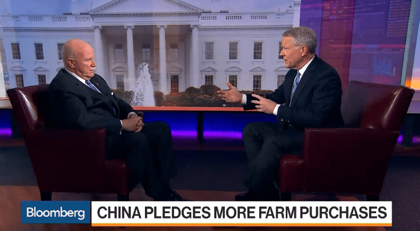 Prices Will Dictate China Agriculture Buying, U.S. Adviser Says