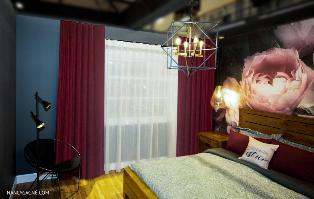 Chambre des maitres maison design