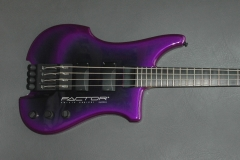 Kubicki Ex-Factor Bass Guitar