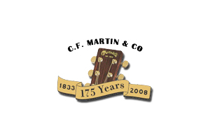 Authorized repairs for CF Martin & Co Guitars