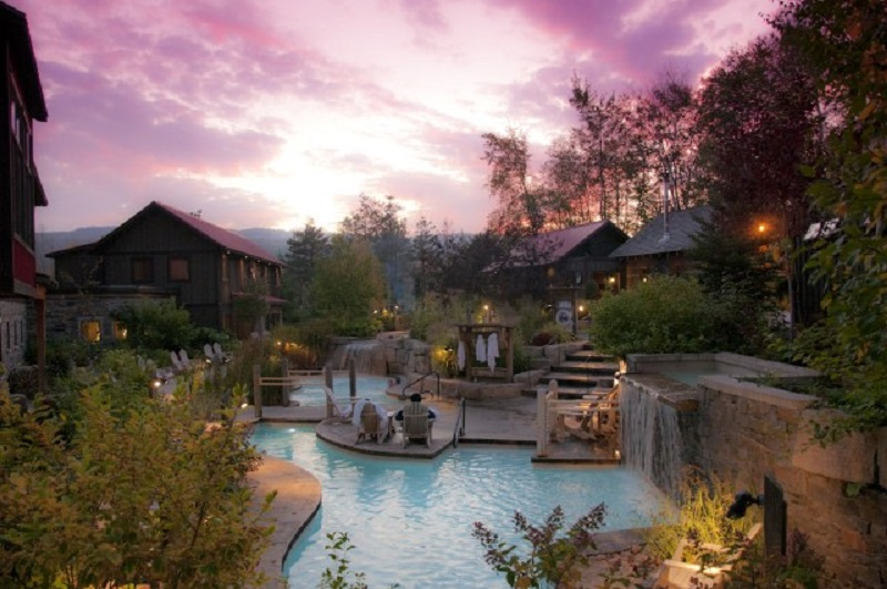 MARCH MADNESS SPRING SPA ESCAPE PACKAGE