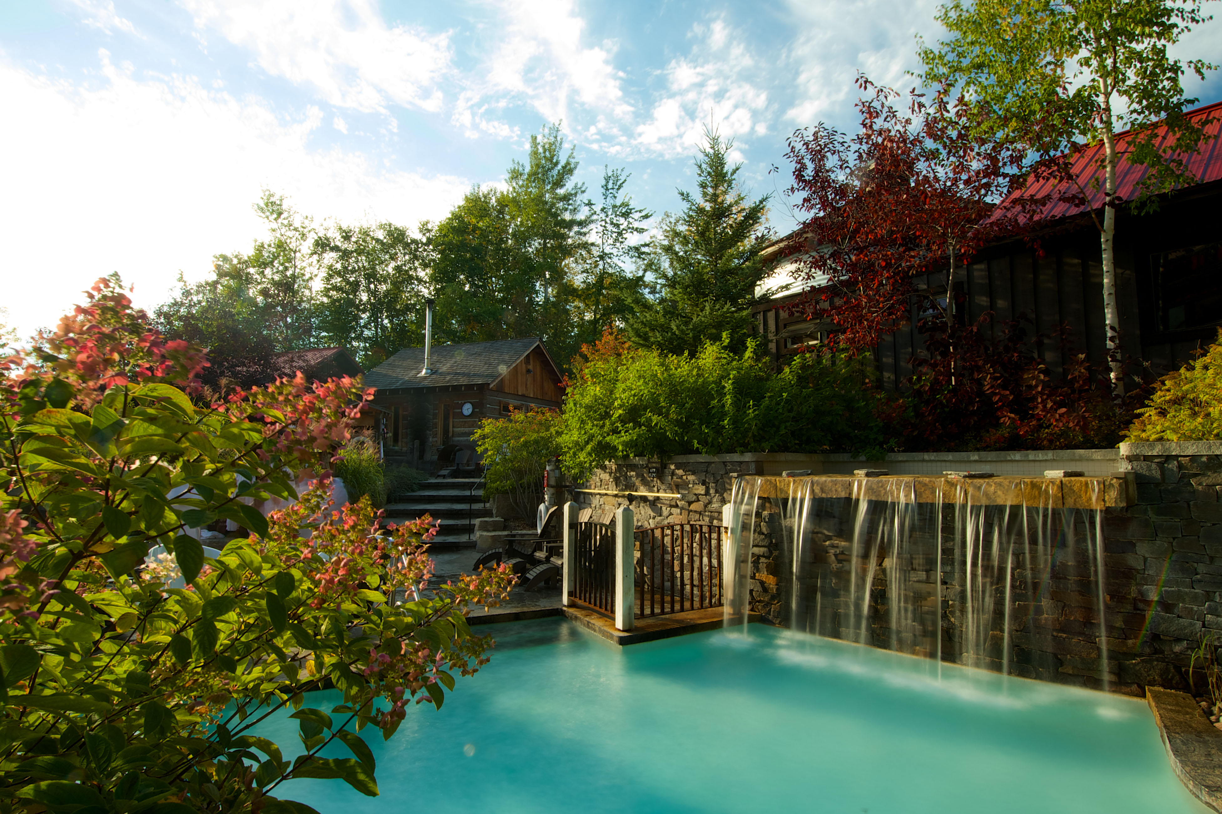 SPRING SPA SPECIALS at THE GEORGIAN BAY HOTEL