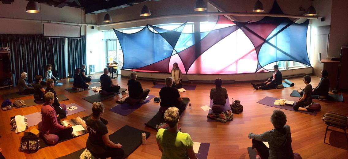 Corporate Wellness & Mindfulness Program