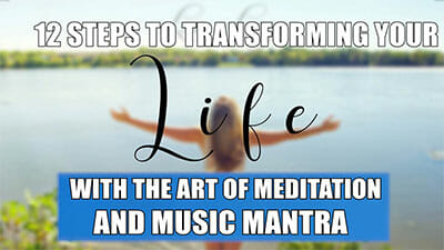 12 steps to transforming your life