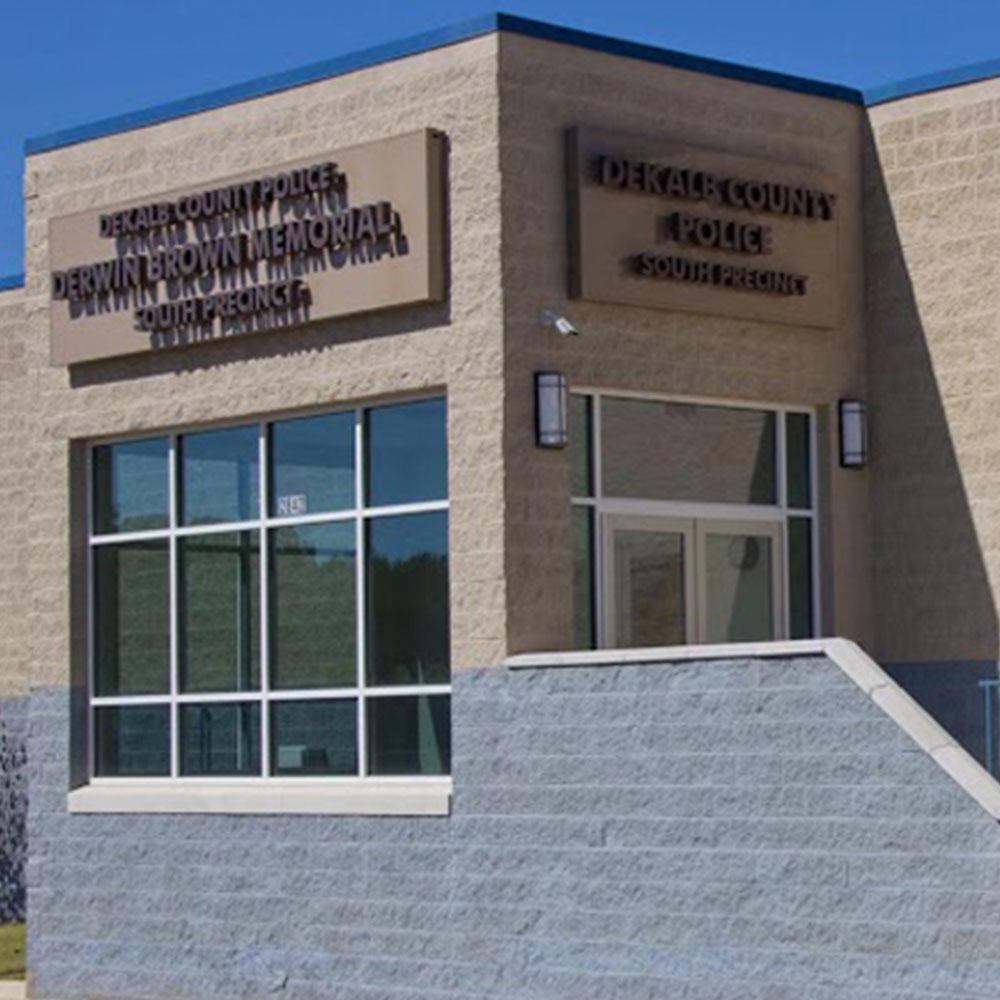 DeKalb County Police - Derwin Brown Memorial South Precinct