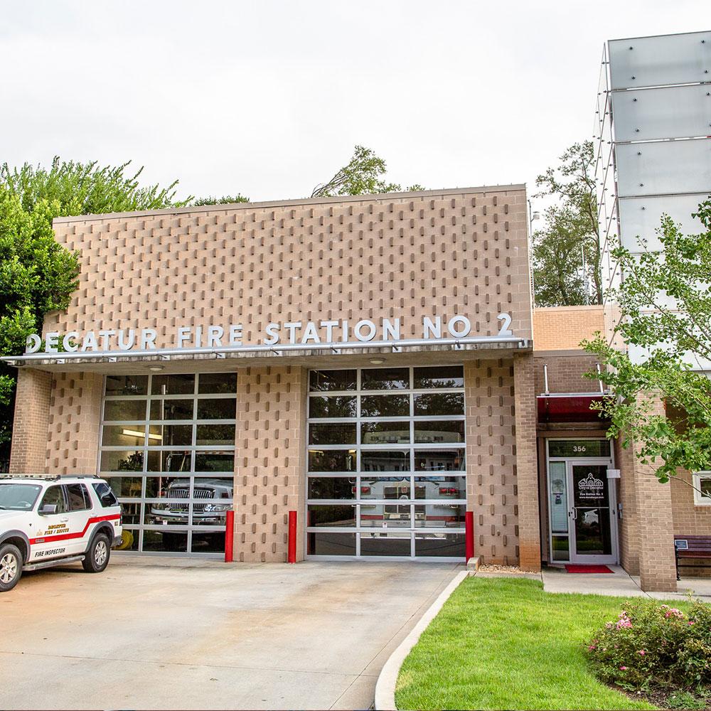 Decatur Fire Station No. 2