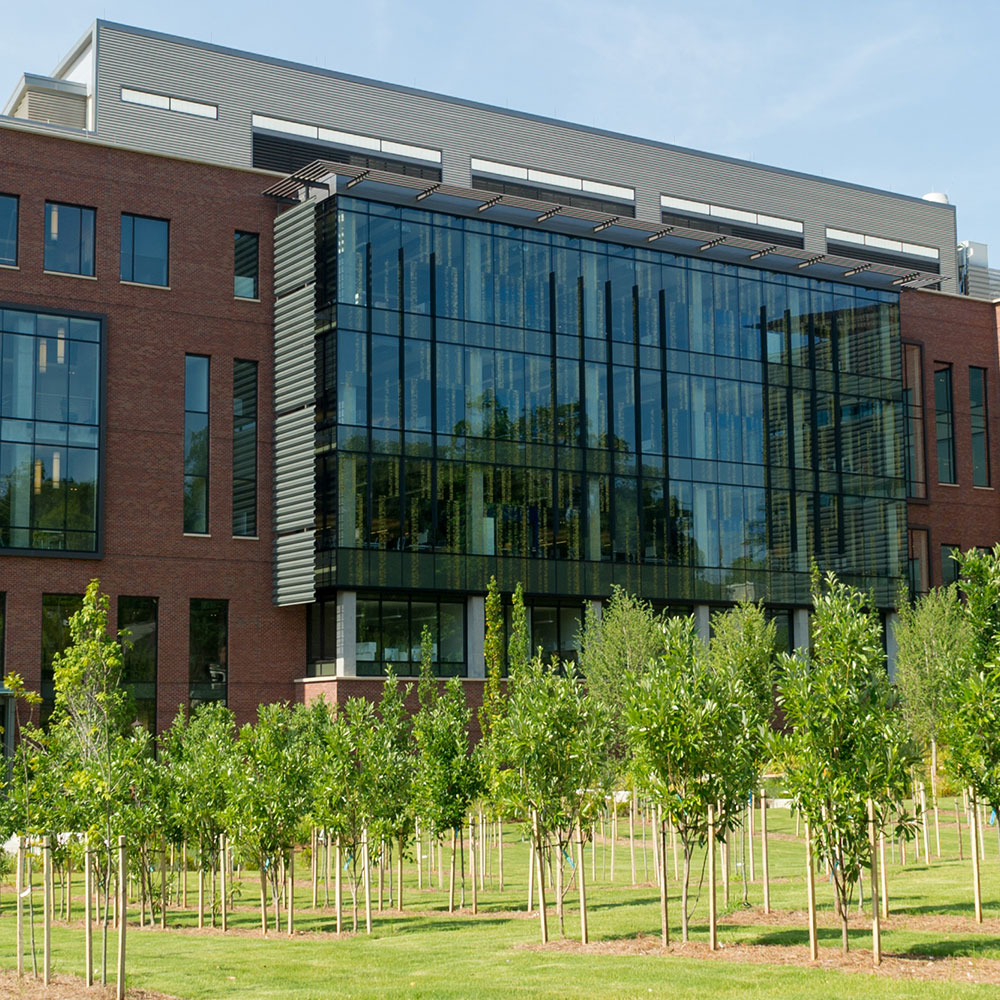 Georgia Institute of Technology Engineered Bio Systems Building