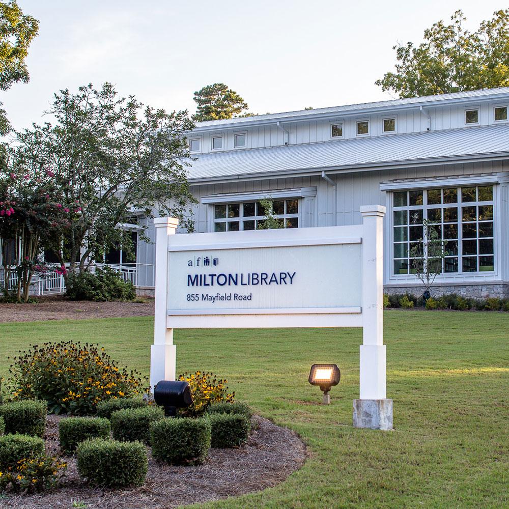 Milton Library