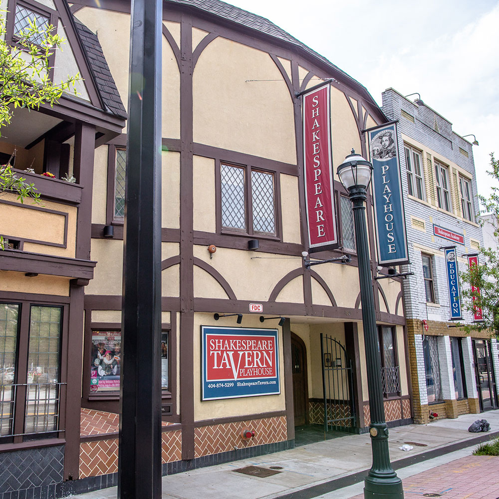 Shakespear's Tavern