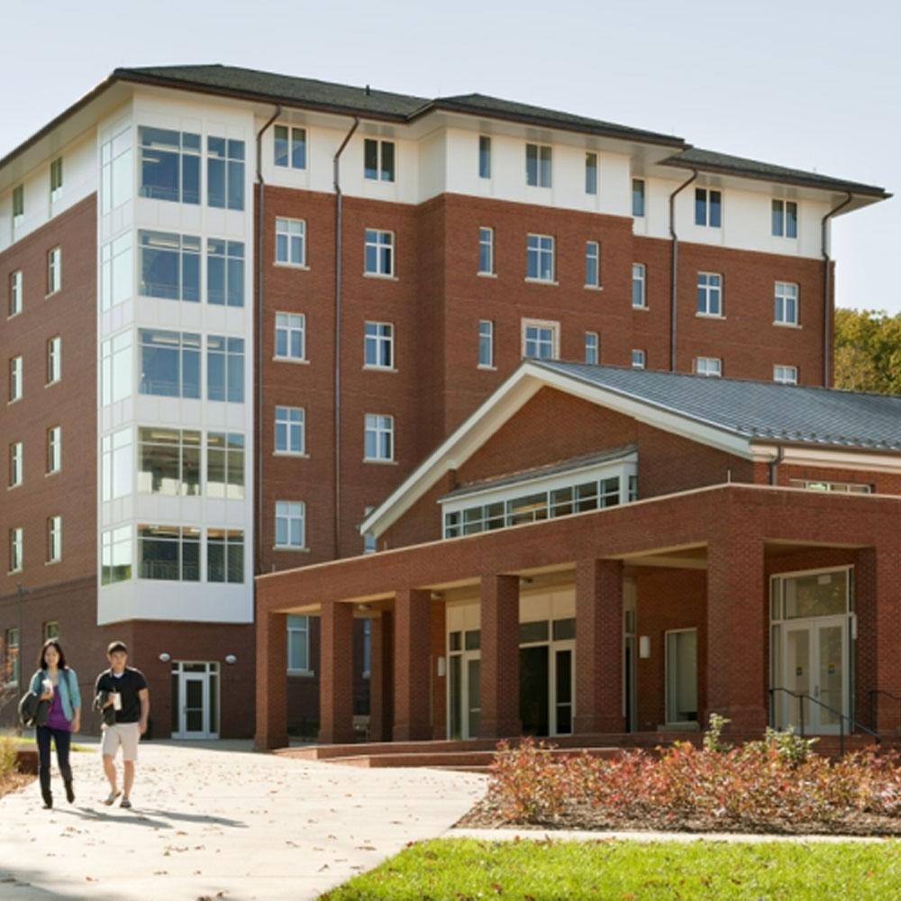 Alderman Road Student Housing, University of Virginia