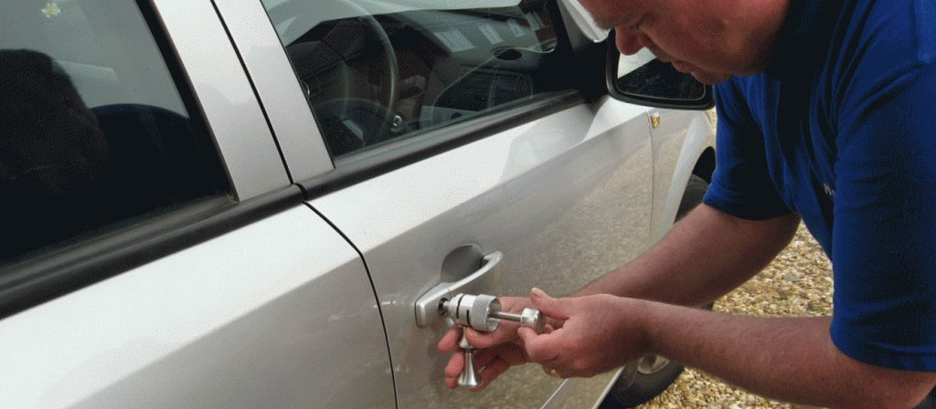 Car Key Extraction